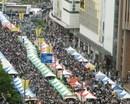 イベント音響レンタル、神戸まつり音響パレード.jpg